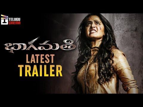 Bhaagamathie Movie LATEST TRAILER | Anushka | Thaman S | Unni Mukundan | Telugu Cinema