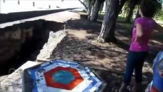 видео Город Очамчира, Абхазия