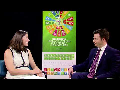 WSIS FORUM 2017 INTERVIEWS VLADIMIR STANKOVIC, WSIS Policy Analyst, ITU