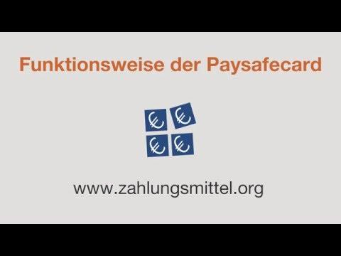 PaySafeCard - So funktioniert das Einkaufen / Bezahlen mit PaySafeCard