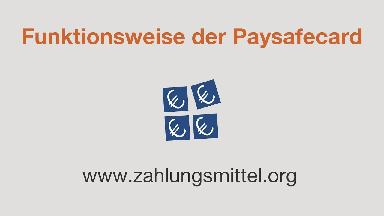 Paysafecard Einkaufen