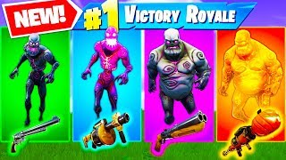 The *RANDOM* Zombie LOOT Challenge In Fortnite Battle Royale!!