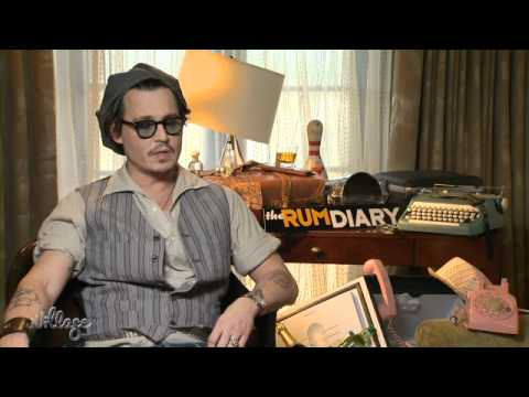 Johnny Depp: I Was Raised as a Southern Gentleman
