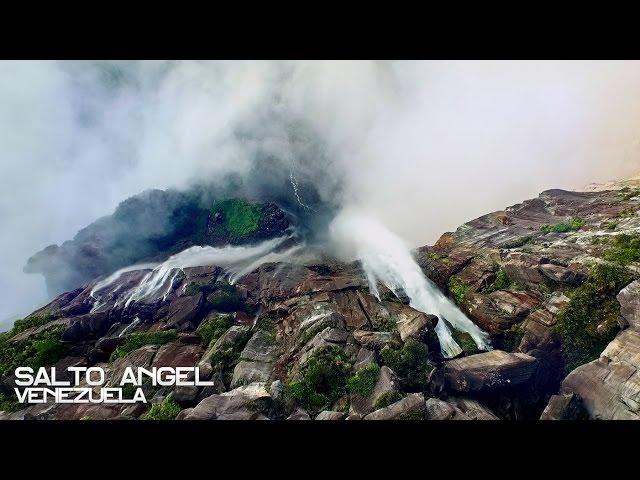 Salto Angel | Kerepakupai Vená – Venezuela
