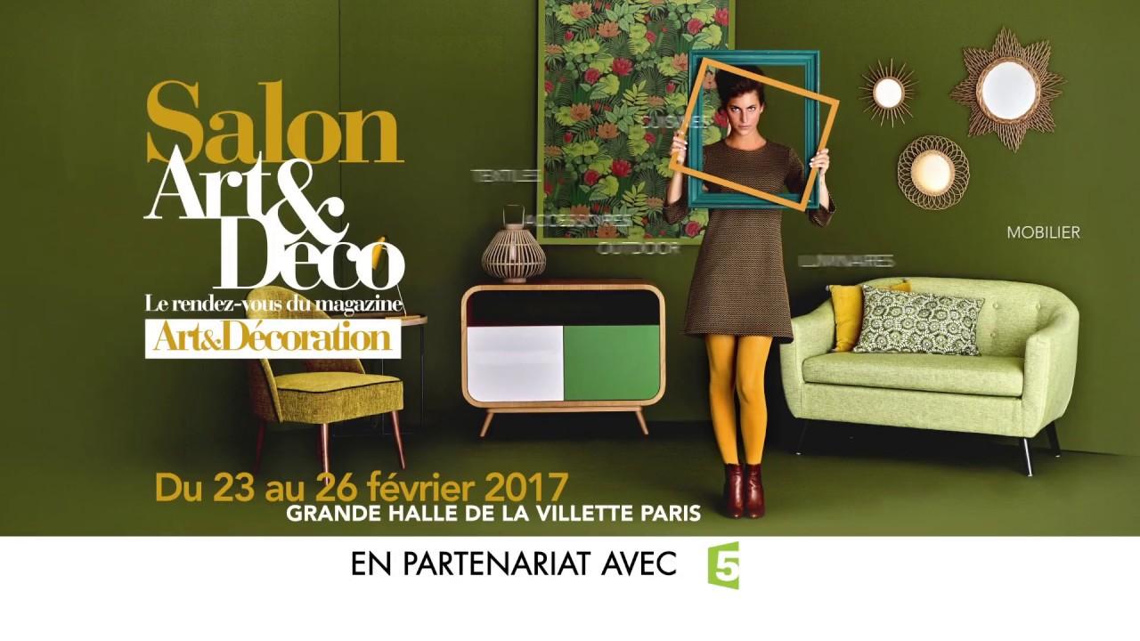 Salon Artu0026Décoration 2017   Spot TV HD