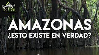 VER PARA CREER. LA SELVA SE PRONUNCIA Natamú en el Amazonas | CaminanTr3s, El tercero eres tú!