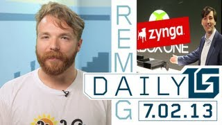 Don Mattrick Goes to Zynga & Chad's Dark Truth Revealed- Remag Daily