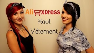 ❀ « Mlle Poppy - Haul Vêtements AliExpress » #4