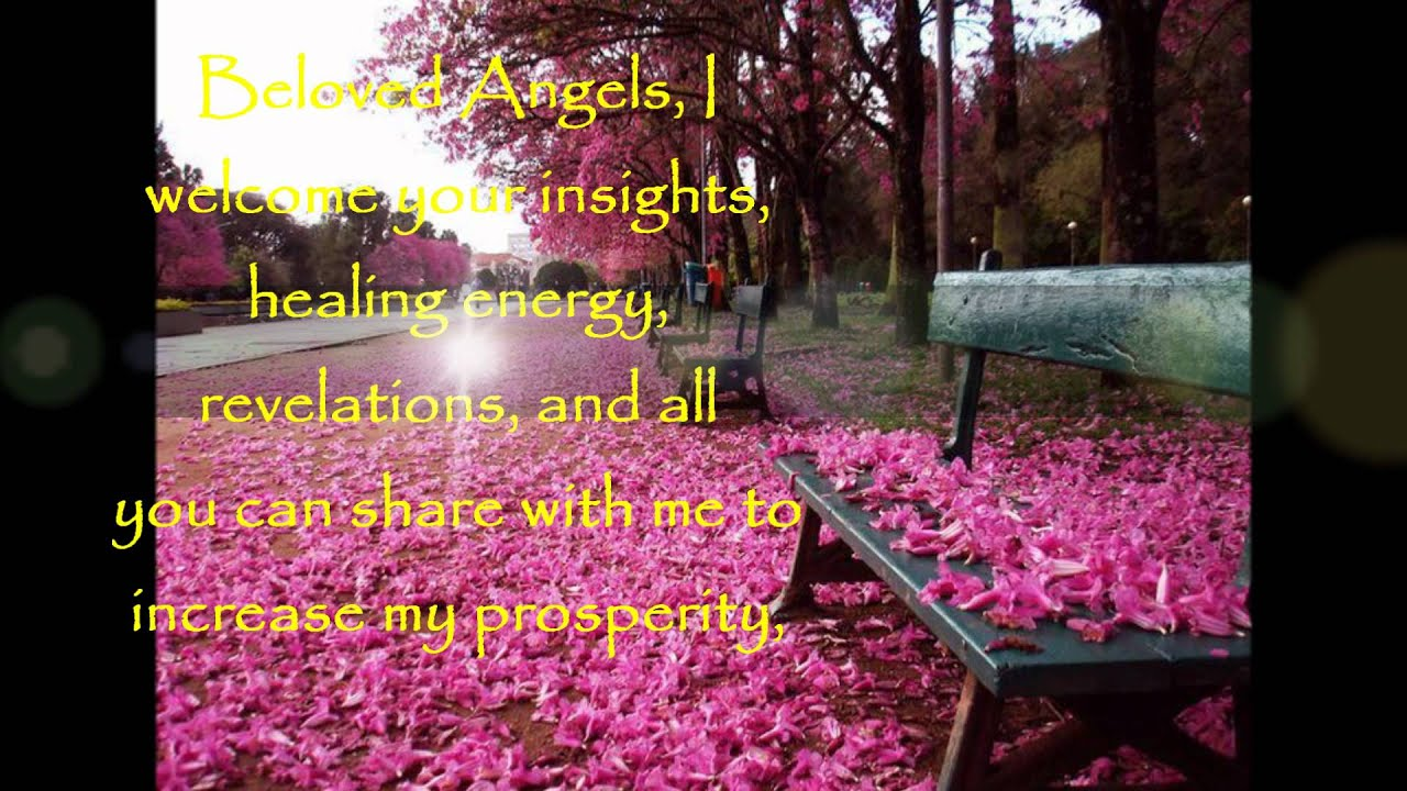 Invoking the Angels of Prosperity and Abundance_Calling the Angels as a Team