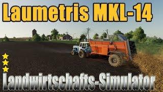 "[""Farming"", ""Simulator"", ""LS19"", ""Modvorstellung"", ""Landwirtschafts-Simulator"", ""Laumetris MKL-14"", ""LS19 Modvorstellung Landwirtschafts-Simulator :Laumetris MKL-14""]"