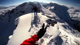 Allgäu Powder - Skitouring at its best