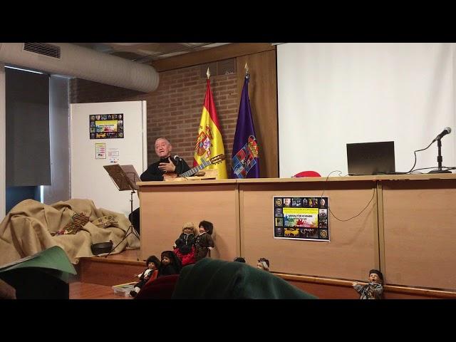Jornada de Folkore Tradicional Guadalajara y Segovia - Ismael Peña Pozas (III)