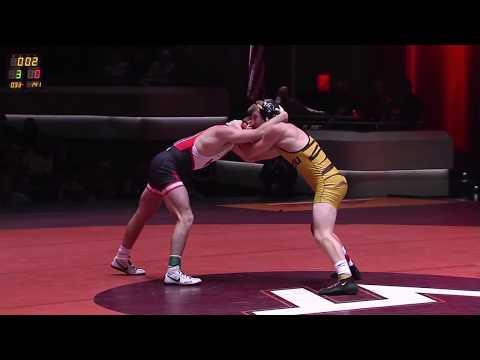 Virginia Tech Vs Missouri Wrestling Dual Highlights