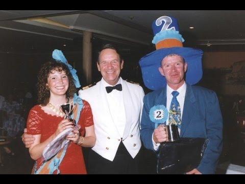 Canberra's Midsummer Odyssey cruise 1994