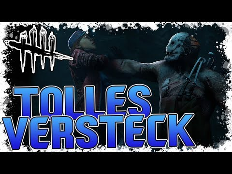 Tolles Versteck habt ihr da - Dead by Daylight Gameplay Deutsch German