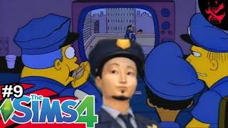 Los Sims 4 #9 El Mejor Mal Policía del Mundo