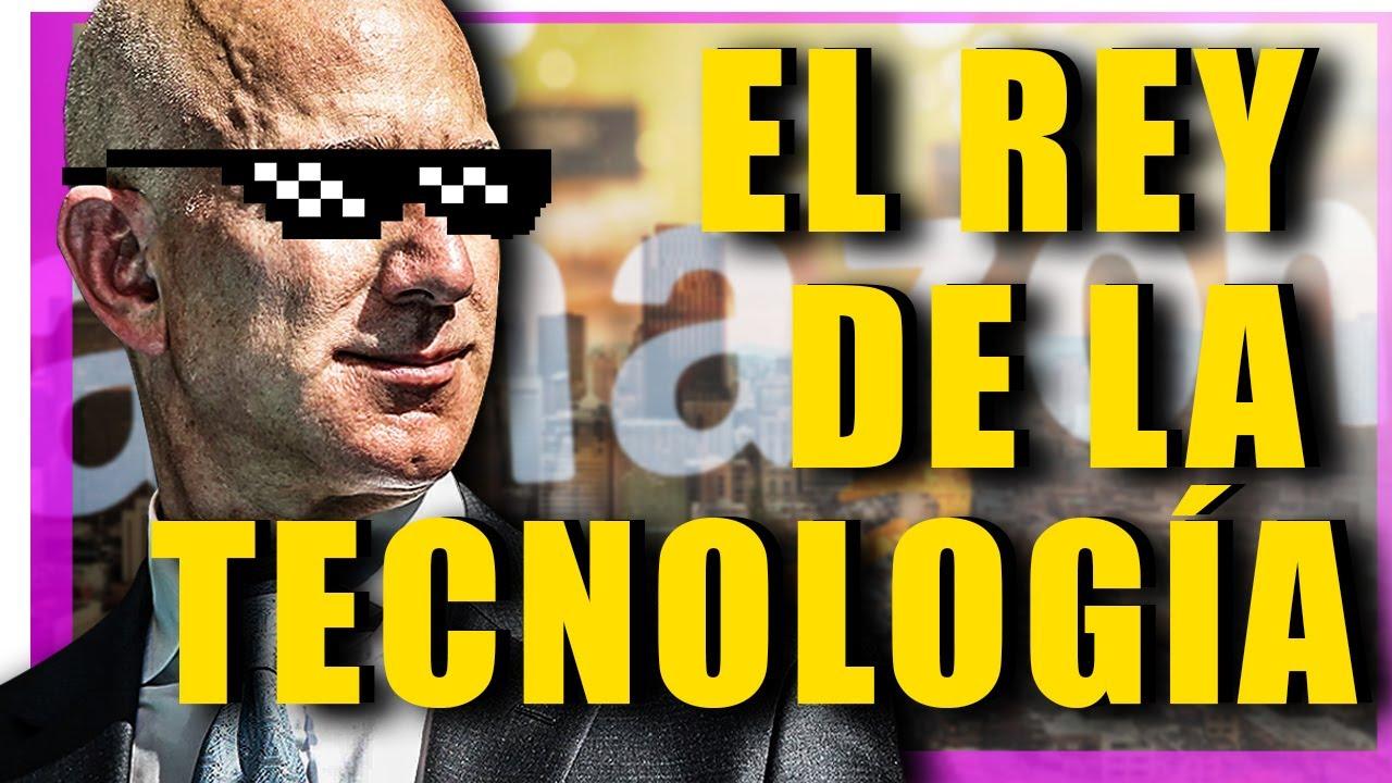 💲 El truco de Jeff Bezos Para Conquistar Silicon Valley ▶ [REVELAMOS SU MÉTODO SECRETO] ✔️