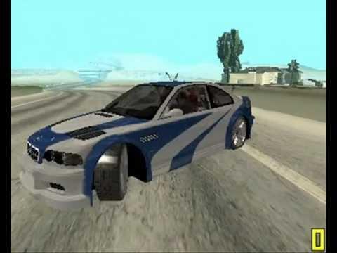 GTA San Andreas duo Drifting