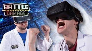 Oculus Rift vs Samsung Gear VR vs Virtual Boy | Battle Damage thumbnail