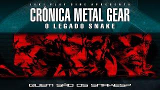 Metal Gear Solid: Quem são os Snakes?