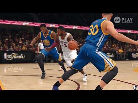Thumbnail: NBA Live 18 - First Look E3 2017 HD