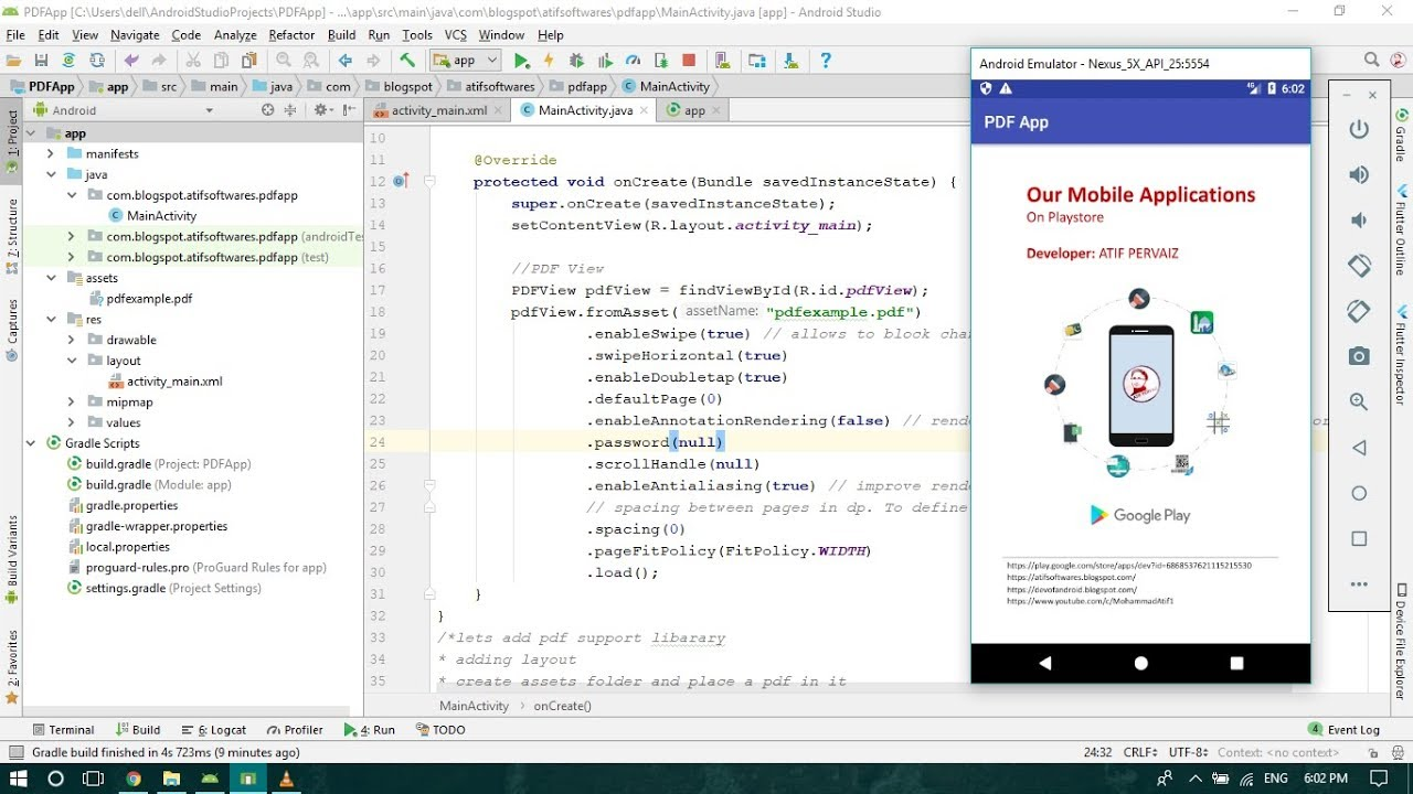 Beginners android studio tutorial pdf for