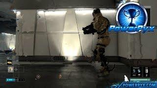 Deus Ex Mankind Divided - Invisible War Trophy / Achievement Guide (Mission 17)