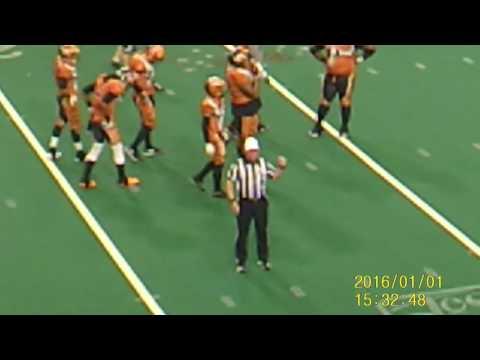 Marvin Booker DE #56 vs CIF Omaha Beef 2017 (Game Film)