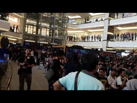 Mobile Legends Tournament Mall Taman Anggrek Jakarta