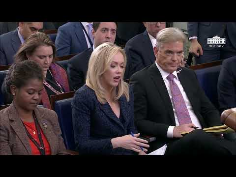 2/8/18: White House Press Briefing