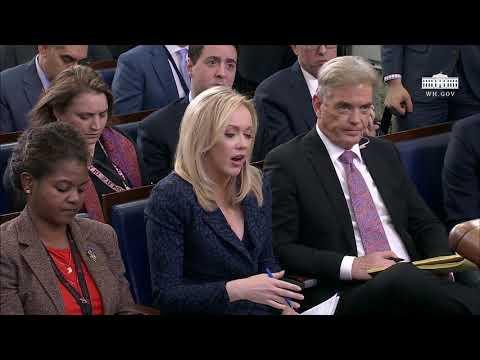 2/8/18: White House Press Briefing