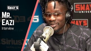 Mr. Eazi Talks African Pride In Home Grown Artists and Sound | SWAY'S UNIVERSE