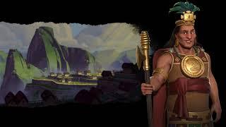 Inca Theme - Industrial (Civilization 6 OST) | Siempre macho