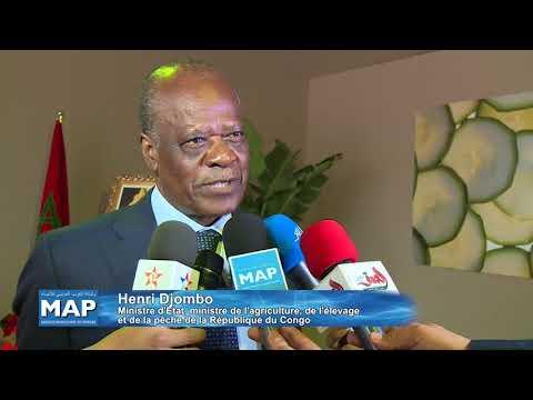 Le Congo est intéressé par l'expérience agricole du Maroc (ministre)
