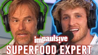 Superfood HUNTER Darin Olien lost everything in the Malibu WILDFIRES - IMPAULSIVE EP. 89