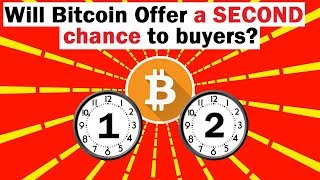 Will Bitcoin Provide a SECOND Chance to Buyers?