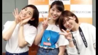 ラジオ日本 「アンジュルムステーション1422」 キャスター佐々木莉佳子...