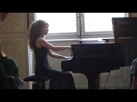 Alabiev-Liszt. Le Rossignol, Alissa Zoubritski