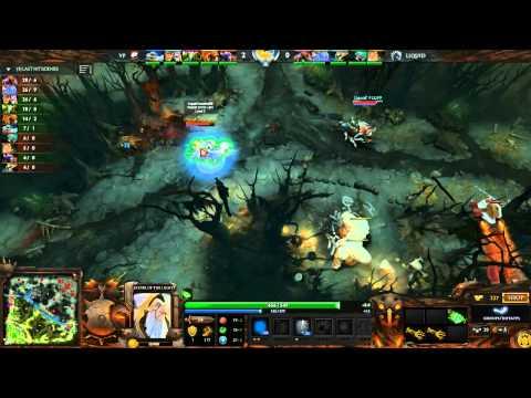 Team Liquid vs Virtus.Pro - TPL4 Playoffs Game 1