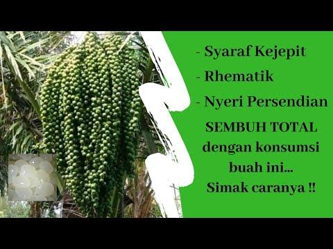 obat tradisional  syaraf kejepit dengan tanaman sereh - di boreh.
