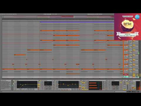 Tropical Pop Ableton Template First Touch