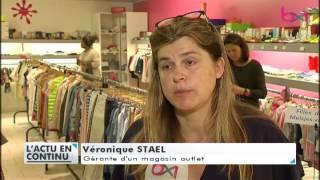 Bruxelles: bon départ pour les soldes d'été