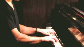 George Shearing-Lullaby of Birdland (piano cover)