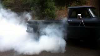 1965 chevy c10 burnout lsx 5.3 engine conversion