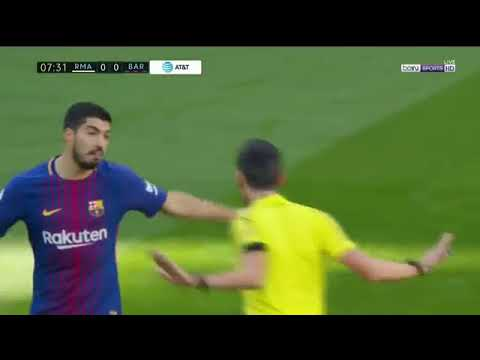 Real Madrid vs Barcelona FULL Match 23 12 2017 HD La Liga