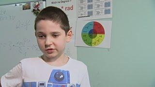9-летнему гению математики из Польши дали грант на обучение в вузе (новости)