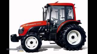 Small tractor KIOTI