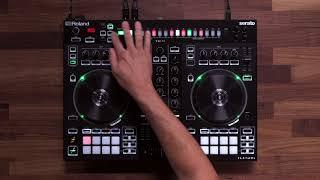 Roland DJ-505: TR-S Sequencer