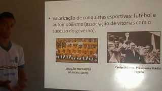 EREMTT – 3ºB 2014 (2) Ditadura Militar no Brasil