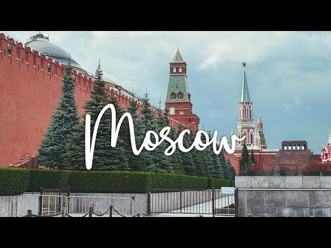 Venture to Moscow - 7 Days in Russia
